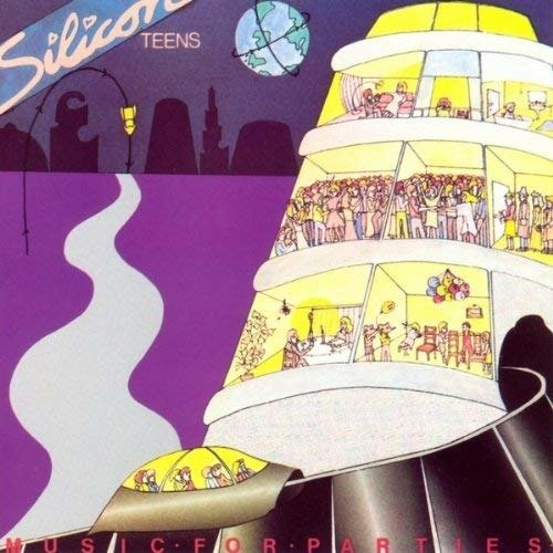 SILICON TEENS Music For Parties LP