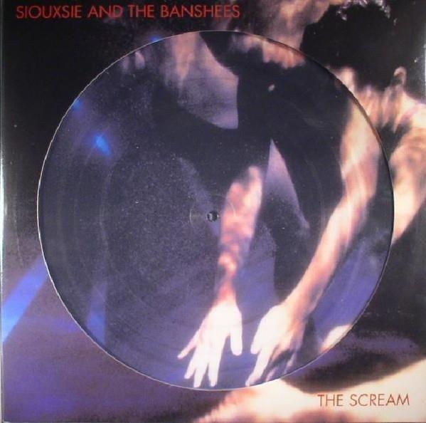 SIOUXSIE & THE BANSHEES The Scream LP
