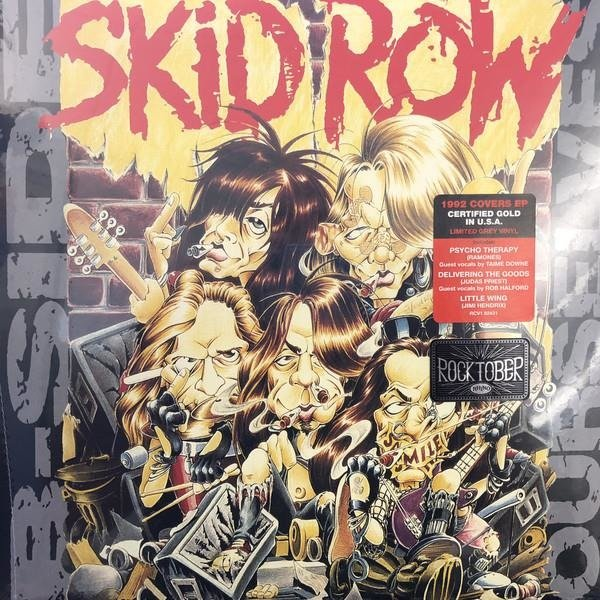 SKID ROW B-Side Ourselves LP