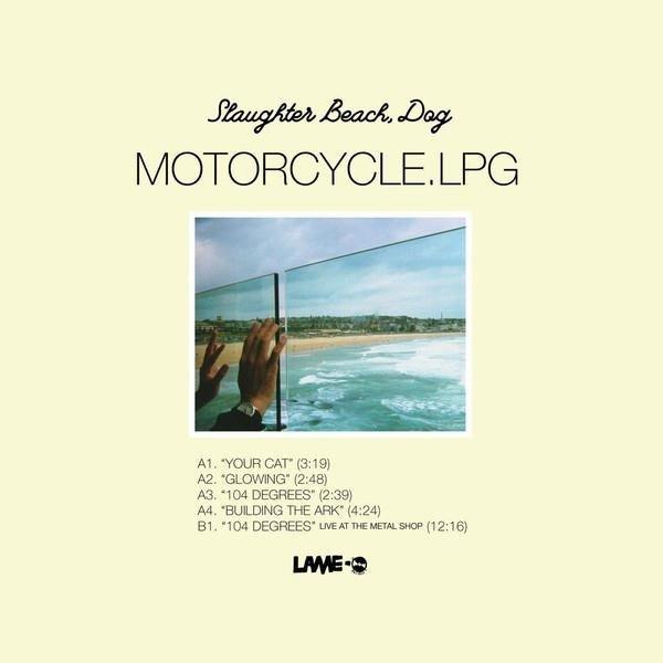 SLAUGHTER BEACH, DOG Motorcycle.Lpg LP