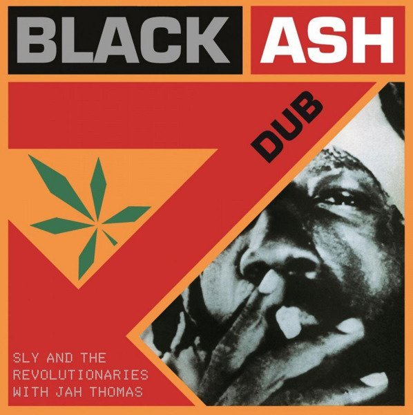 SLY & REVOLUTIONARIES Black Ash Dub LP