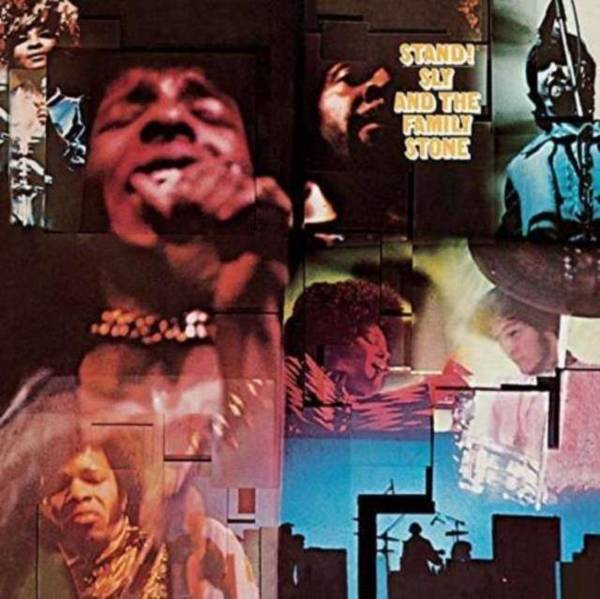 SLY & THE FAMILY STONE Stand LP