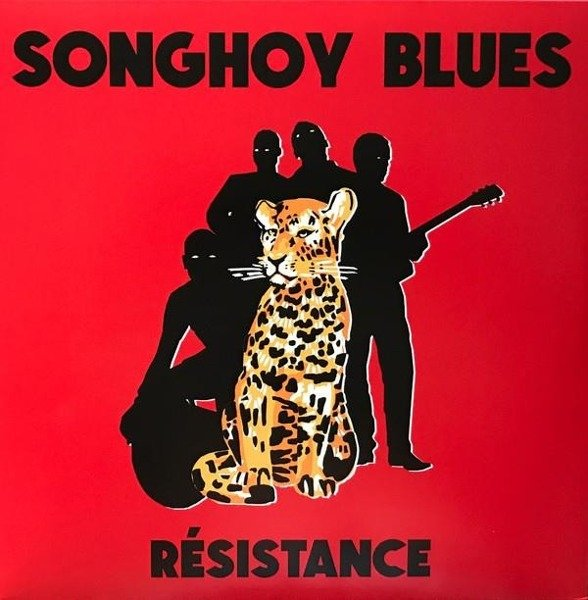 SONGHOY BLUES Resistance LP
