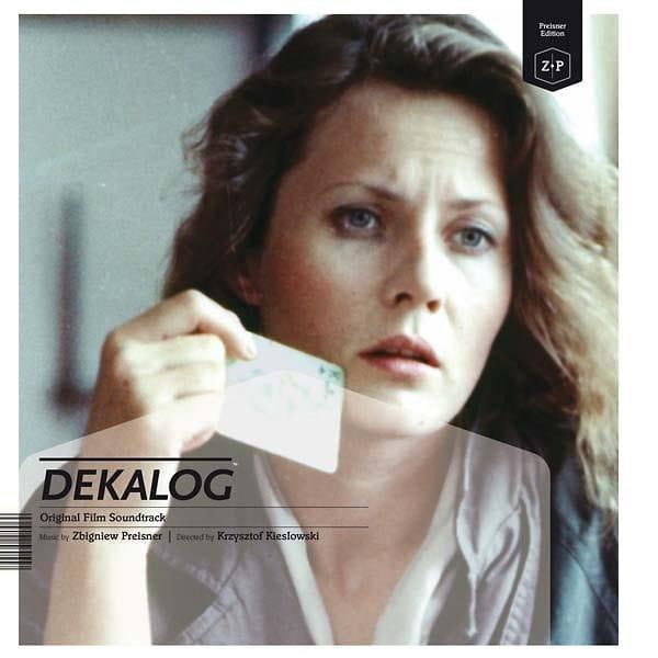 SOUNDTRACK Dekalog 2LP+CD