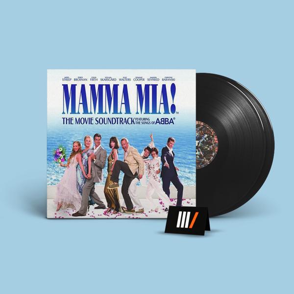 SOUNDTRACK Mamma Mia!  2LP