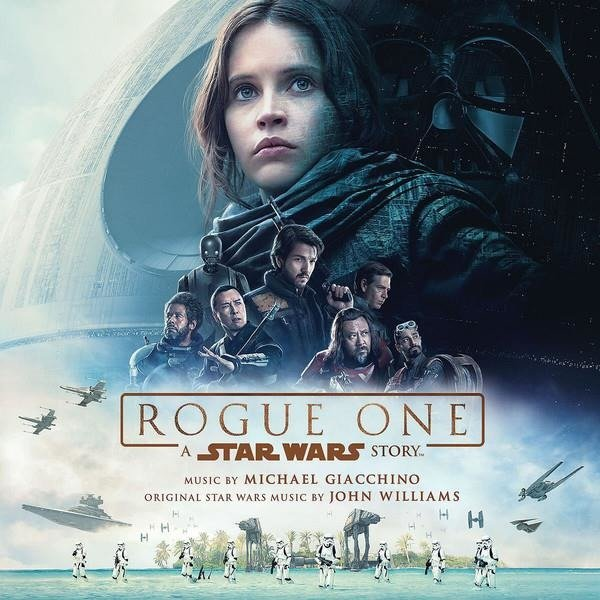 SOUNDTRACK Rogue One: A Star Wars Story  2LP