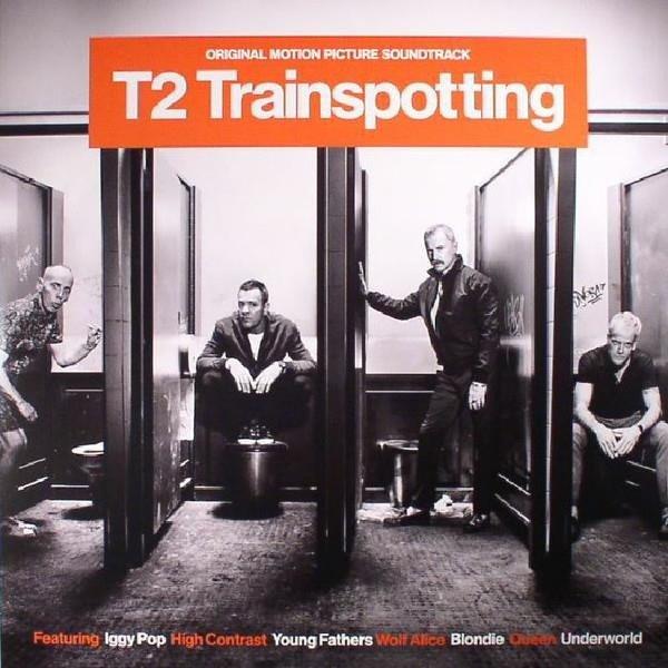 SOUNDTRACK T2 Trainspotting   2LP
