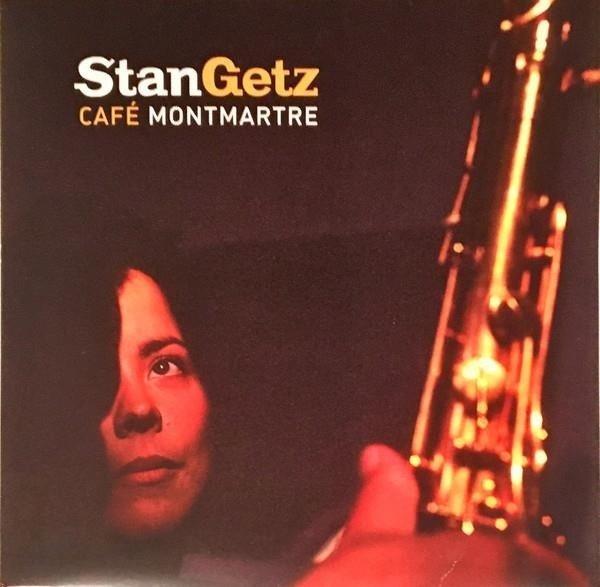 STAN GETZ & KENNY BARRON Cafe Montmartre LP