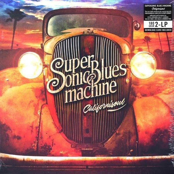 SUPERSONIC BLUES MACHINE Californisoul 2LP