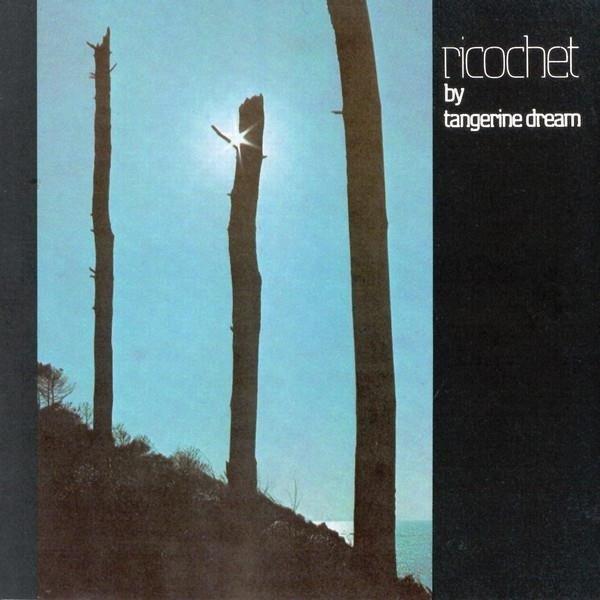 TANGERINE DREAM Ricochet LP