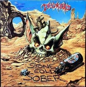 TANKARD Stone Cold Sober LP