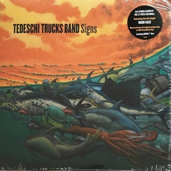 TEDESCHI TRUCKS BAND Signs 2LP