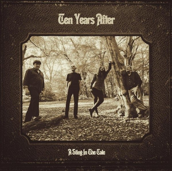 TEN YEARS AFTER A Sting In the Tale LP