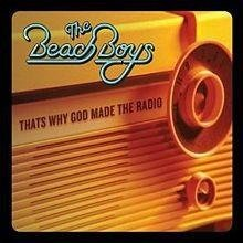 THE BEACH BOYS That's Why God Made The Radio LP