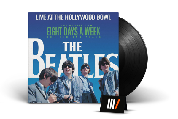 THE BEATLES Live At The Hollywood Bowl LP