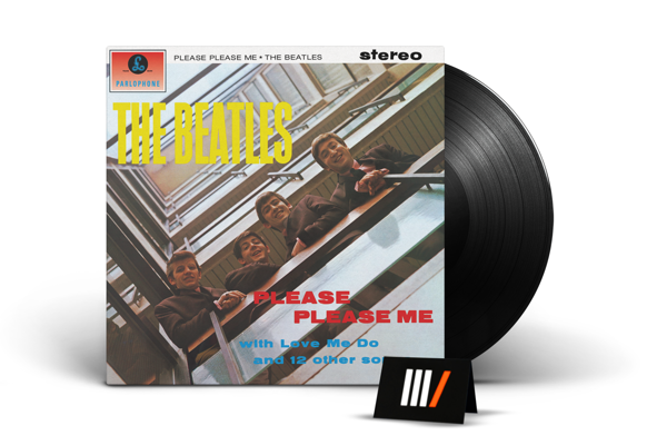 THE BEATLES Please Please Me LP