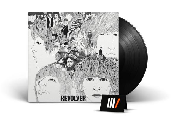 THE BEATLES Revolver LP
