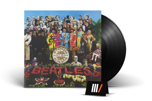 THE BEATLES Sgt. Pepper's Lonely Hearts Club Band (REMXED 2017) LP
