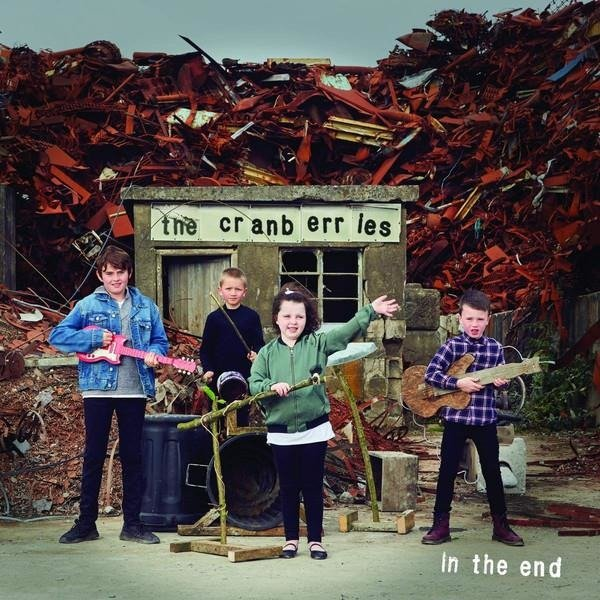 THE CRANBERRIES In The End LP