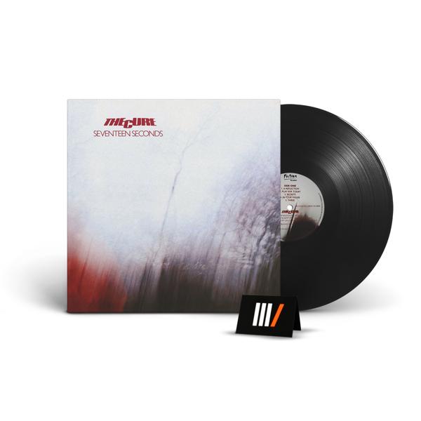 THE CURE Seventeen Seconds LP