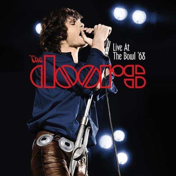 THE DOORS Live At The Bowl'68 2LP