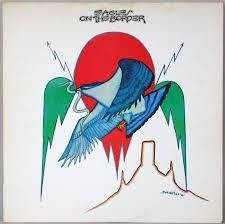 THE EAGLES On The Border LP