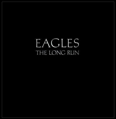 THE EAGLES The Long Run LP