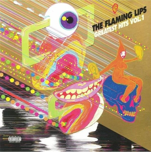 THE FLAMING LIPS Greatest Hits Vol. 1 LP