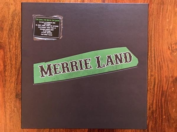 THE GOOD, THE BAD AND THE QUEEN Merrie Land (DELUXE Boxset) 2LP