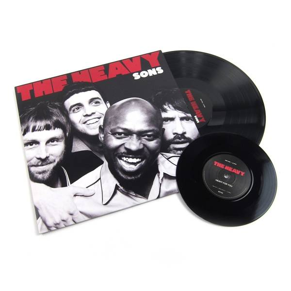 THE HEAVY Sons (INDIES) 2LP