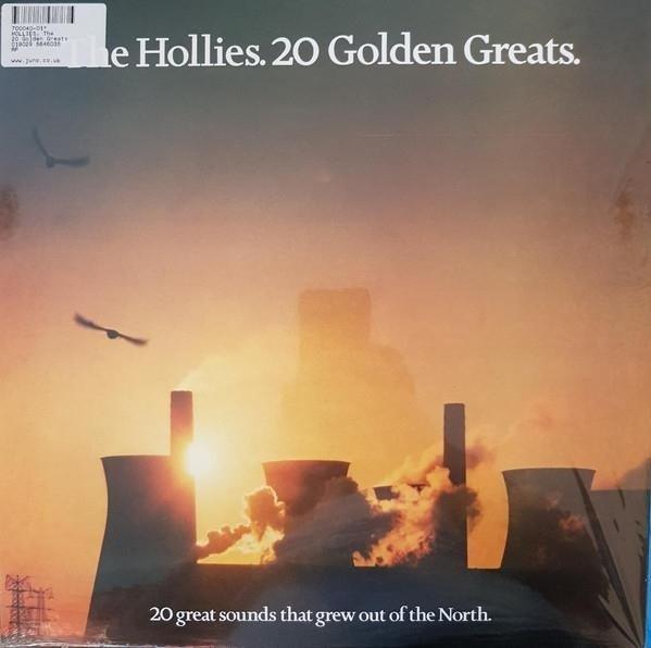 THE HOLLIES 20 Golden Greats LP