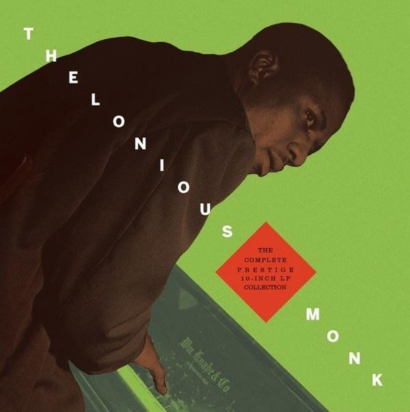 THELONIOUS MONK Complete Prestibe 10 Inch Collection 5LP