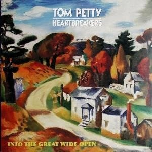 TOM PETTY Into The Great Wide Open LP