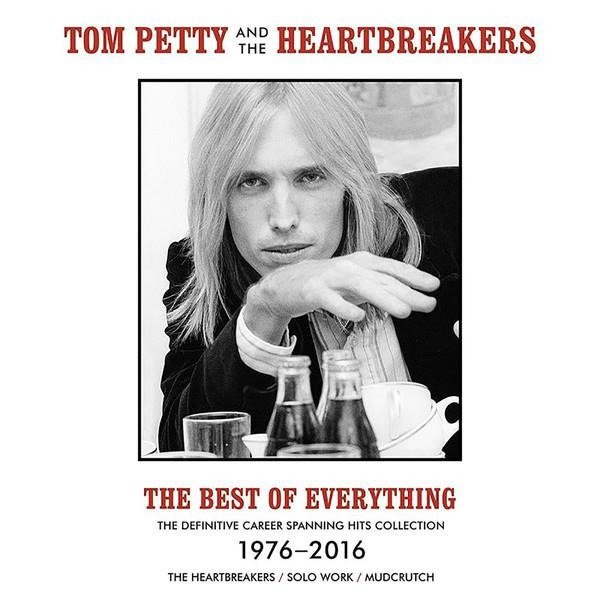 TOM PETTY  & THE HEARTBREAKERS The Best Of Everything - The Definitive Career Spanning Hits Collection 1976-2016 4lp 4LP