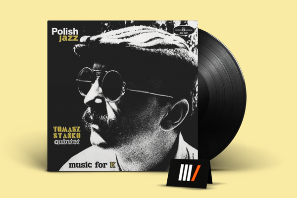 TOMASZ STANKO QUINTET Music For K (POLISH Jazz) LP