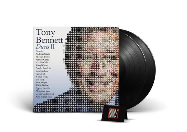 TONY BENNETT Duets II 2LP