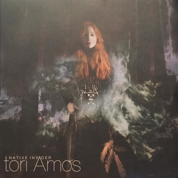 TORI AMOS Native Invader 2LP