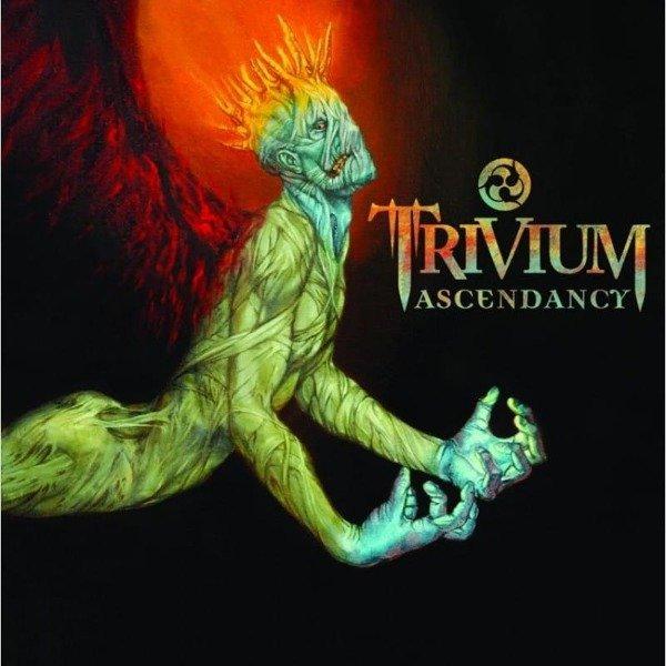 TRIVIUM Ascendancy (ORANGE Vinyl) 2LP