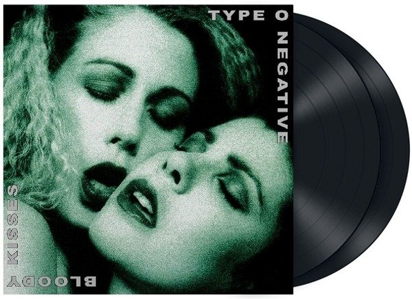 TYPE O NEGATIVE Bloody Kisses 2LP