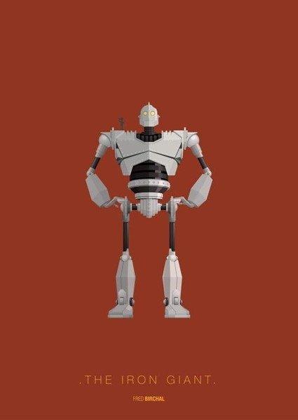 The Iron Giant PLAKAT