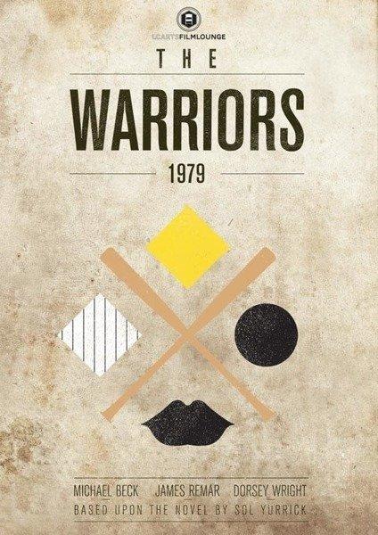 The Warriors PLAKAT