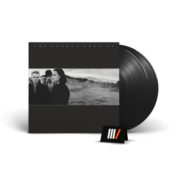 U2 The Joshua Tree 30th Anniversary Edition   2LP