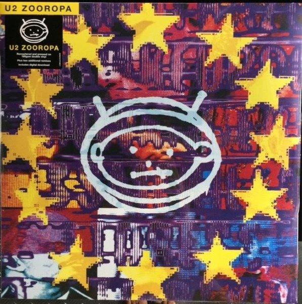 U2 Zooropa  2LP