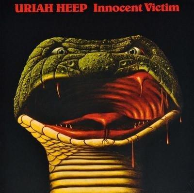 URIAH HEEP Innocent Victim LP