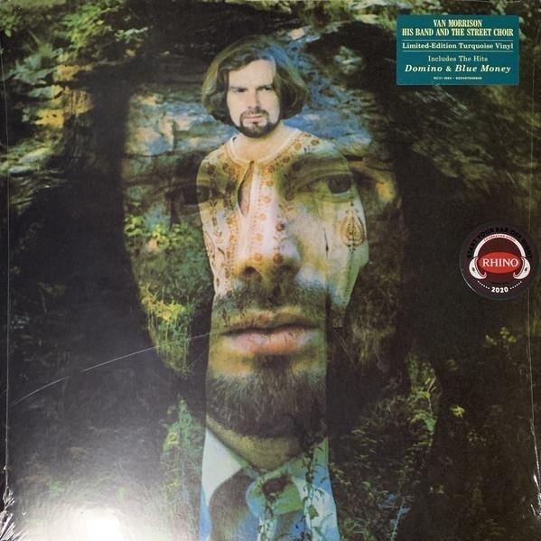 VAN MORRISON His Band And The Street Choir LP