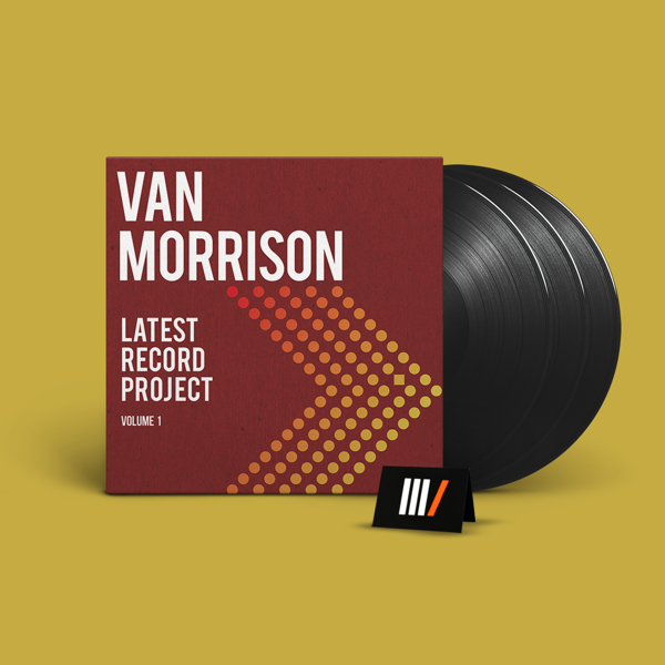VAN MORRISON Latest Record Project Volume 3LP