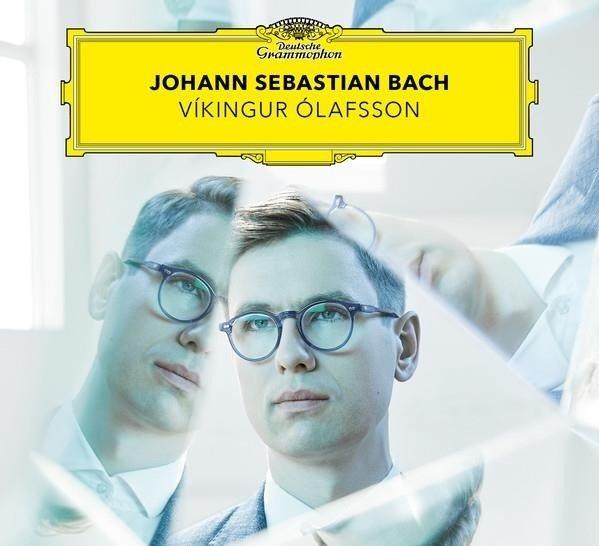 VIKINGUR OLAFSSON Johann Sebastian Bach 2LP