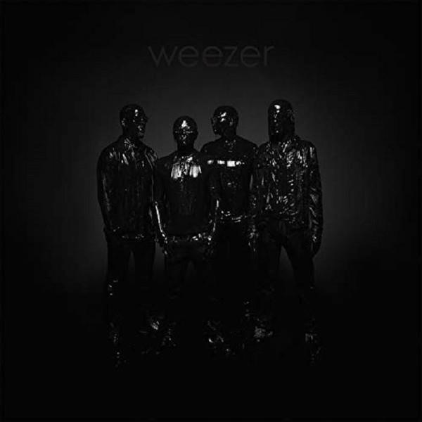 WEEZER Weezer (BLACK Album-Indie Exclusive) LP