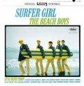 THE BEACH BOYS Surfer Girl LTD LP